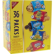 Nabisco Cookie/Cracker Variety Pack,  40/Pack