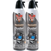 Falcon Dust-Off Duster 17oz, 2/Pack