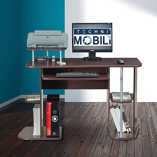 shop staples for technimobili rta8104 puter desk