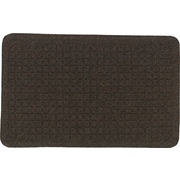 "The Anderson Company Get Fit Stand Up Anti-fatigue Mats, Cocoa Brown, 22"" x 32"""