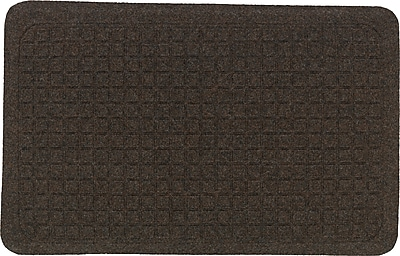 The Anderson Company Get Fit Stand Up Anti-fatigue Mats, Cocoa Brown, 22