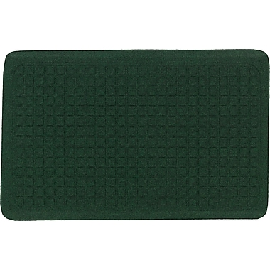 The Anderson Company Get Fit Stand Up Anti-fatigue Mats, Dark Green, 34