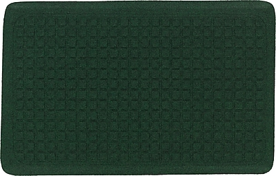 The Anderson Company Get Fit Stand Up Anti-fatigue Mats, Dark Green, 22