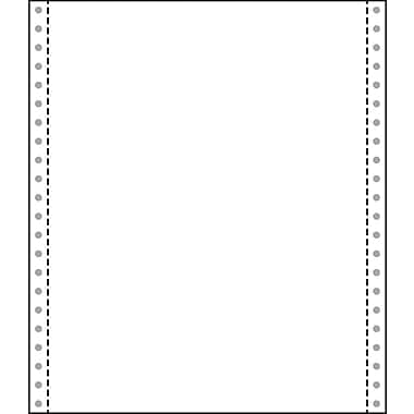 Printworks® Professional 3 Part Premuim Blank Computer Paper, 9 1/2