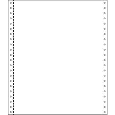 Printworks® Professional 3 Part Blank Computer Paper, 9 1/2