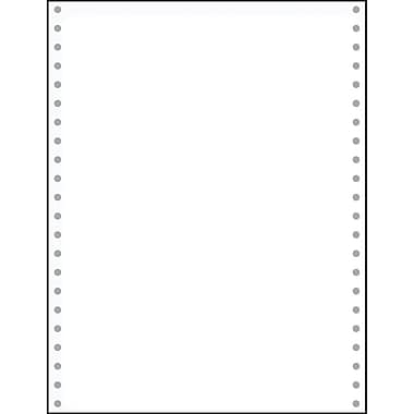 Printworks® Professional Blank Computer Paper, 8 1/2