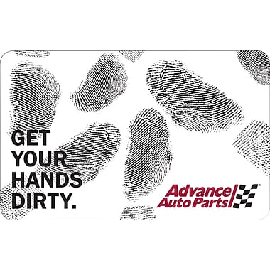 Advance Auto Parts Gift Card $100 (Email Delivery)