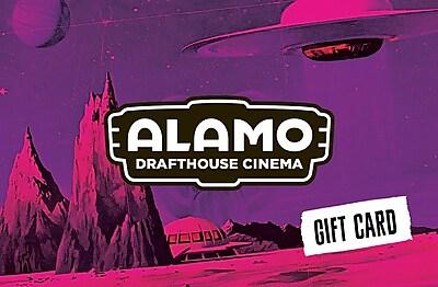 Alamo Drafthouse $100 Gift Card (72783B10000)