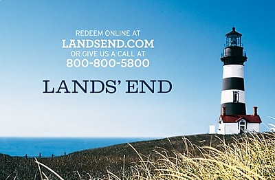Lands End $100 Gift Card Email Delivery (71017B10000)