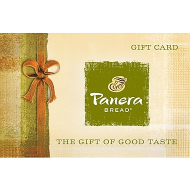 Panera Bread $50 Gift Card Email Delivery (60914B5000)