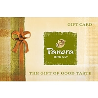 $50 Panera Bread Gift Card