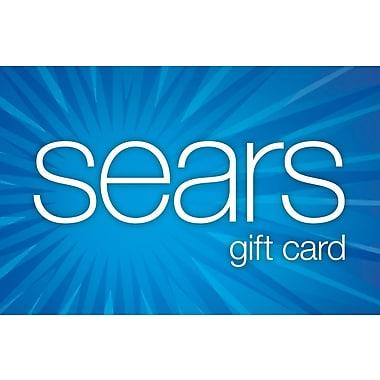 Sears Gift Card $200