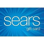 Sears Gift Card $500