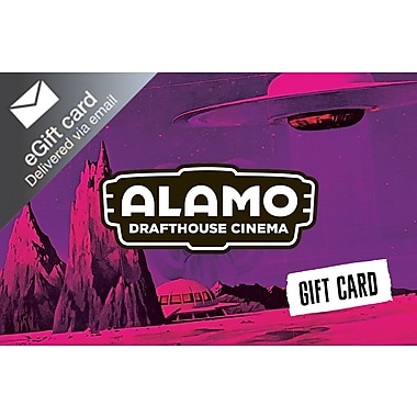 Alamo Drafthouse $25 Gift Card Email Delivery (72784B2500)