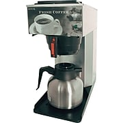 Newco AK-TC Pourover Thermal Carafe Coffee Brewer, 12-Cups