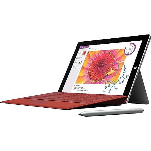 "Microsoft Surface 3, Intel Processor, 128GB, 10.8"" display (Windows10)"