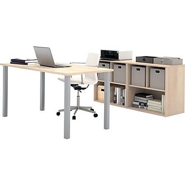 Bestar i3 Executive Kit Northern Maple