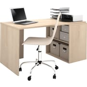 i3 by Bestar Workstation Northern Maple