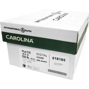 Carolina Cover 18 x 12 inch White 800/Carton