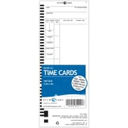 Pyramid 4000/5000 Series Time Cards, 100 Pack, (44100-10)