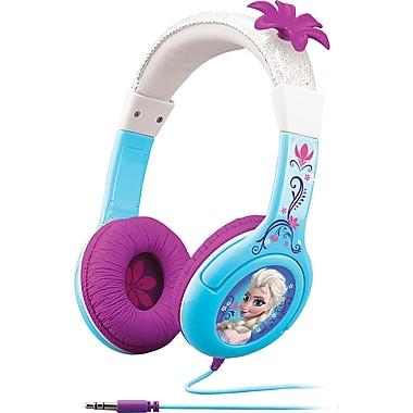 E-Kids - Casque d'écoute Cool Tunes La Reine des Neiges de Disney