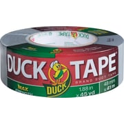 Duck Tape Brand - Ruban à conduits, 1,88 po x 45 vg, gris calibre industriel