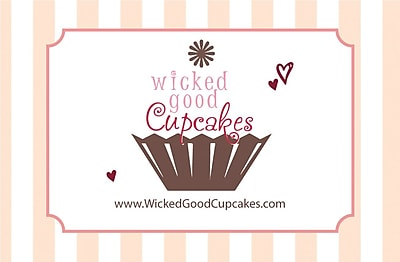 Shark Tank® Wicked Good Cupcakes Gift Card $25