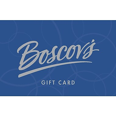 Boscov's Gift Card $50 (Email Delivery)