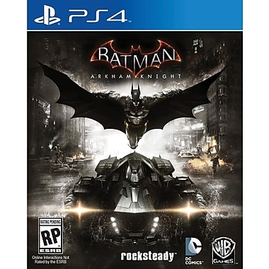 Take-Two Batman Arkham Knight for PS4 (41204)