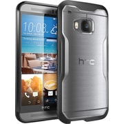 SUPCASE HTC One M9 Case, Unicorn Beetle Hybrid Bumper Case, Frost/Black