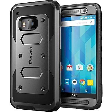 i-Blason HTC One M9 Case , Armorbox Full Body Protective Case, Black