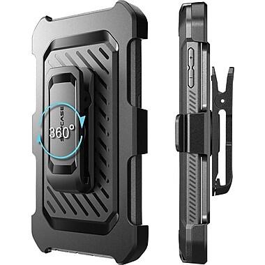 SUPCASE Samsung Galaxy S6 Case , Unicorn Beetle Pro Rugged Holster Case, Black/Black