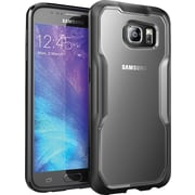 SUPCASE Samsung Galaxy S6 Case, Unicorn Beetle Hybrid Bumper Case , Frost/Black