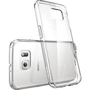 i-Blason Samsung Galaxy S6 Case, Halo Scratch Resistant Hybrid Clear Case, Clear