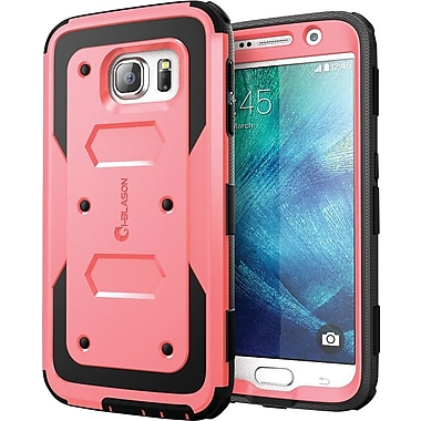 i-Blason Samsung Galaxy S6 Case, Armorbox Full Body Protective Case, Pink