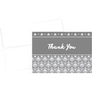 Acanthus Thank You Notecard 24Ct