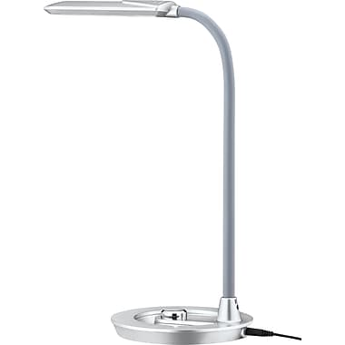 Tensor LED Silicon Gooseneck Desk Lamp