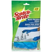 Scotchbrite™ Multi Purpose Gloves, Small/Medium, Blue