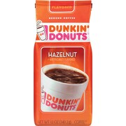 Dunkin' Donuts Hazelnut Ground Coffee, 12 oz