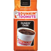 Dunkin' Donuts Dark Roast Ground Coffee, 11 oz. Bag