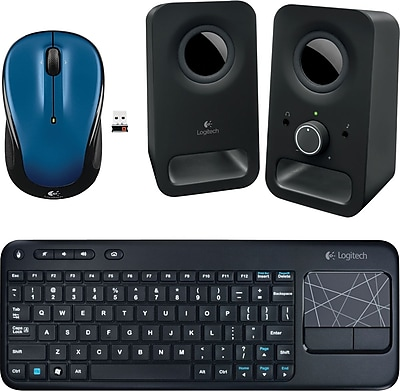 Mice, Keyboards & Speakers