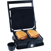 Chef Buddy 1400 W Large Non-Stick Grill and Panini Press