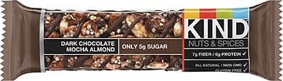 KIND® Dark Chocolate Mocha Almond Bar, 12 count