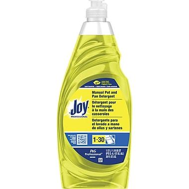 Joy® Dishwashing Soap, Lemon, 38 oz.