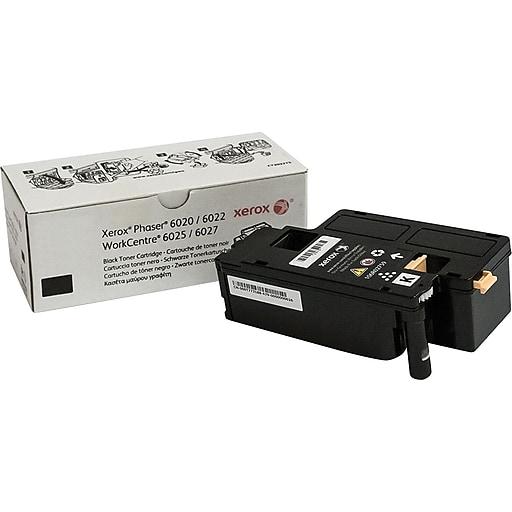 Xerox 106R02759 Black Toner Cartridge, Standard