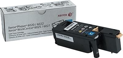 Xerox Cyan Toner Cartridge (106R02756)