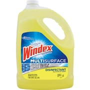 Windex® Antibacterial Multi-Surface Cleaner Refill, 1 Gallon