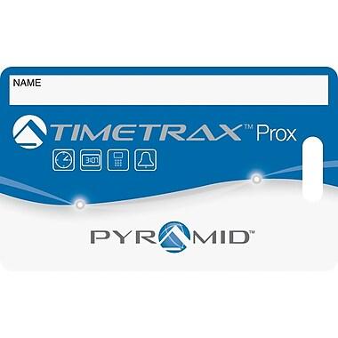 Pyramid TimeTrax Proximity Badges, 15/Pack (42454)