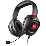 Sound Blaster Tactic3D Rage Headset, Black