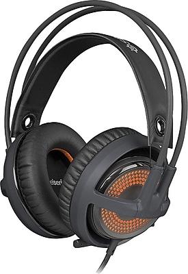 Siberia v3 Prism Headset for PC, Grey